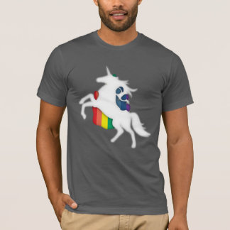 Camiseta gay arcoiris