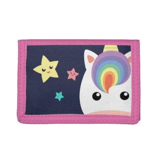 Unicornio y estrellas