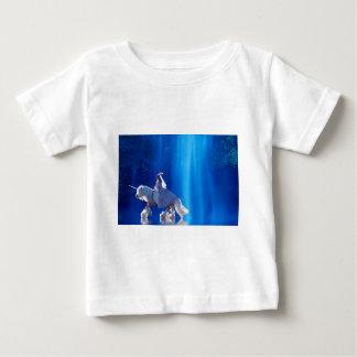 Unicornio y su señora camisetas