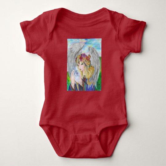 Unicornios del bebé body para bebé