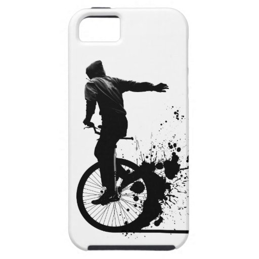 Unicycle urbano iPhone 5 Case-Mate coberturas