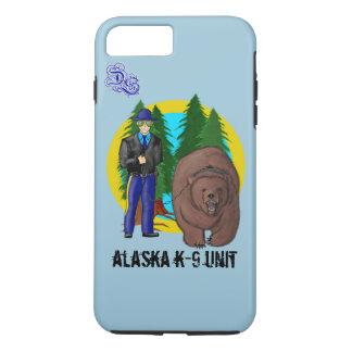 Unidad de Alaska K-9 Funda iPhone 7 Plus