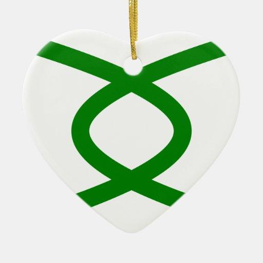 Unión del La, Chile Ornamento Para Arbol De Navidad