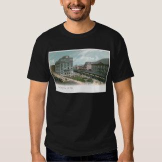 Unión del tonelero. Ciudad de NY Camisas