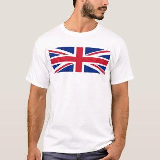 Union Jack - camiseta