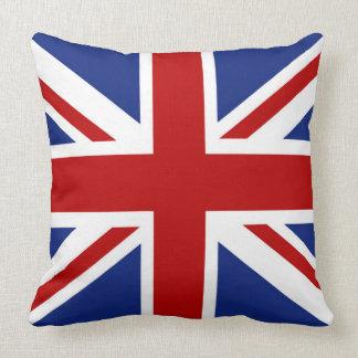 Union Jack Cojín Decorativo
