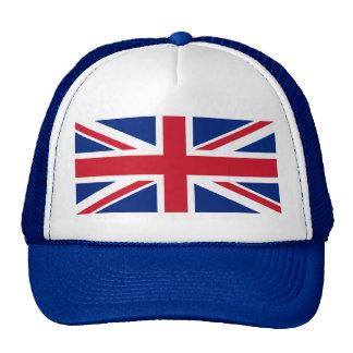 Gorras con banderas