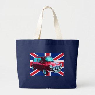 Union Jack mini Bolsa De Tela Grande
