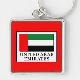 United Arab Emirates Llavero