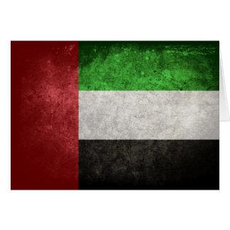 United Arab Emirates Tarjeta Pequeña