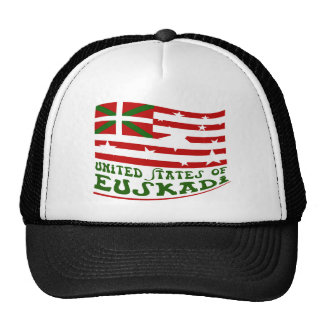 United States of Euskadi 2 Gorro De Camionero