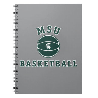 Universidad de estado del baloncesto el | Michigan Cuaderno