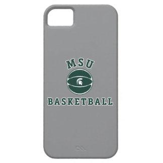 Universidad de estado del baloncesto el | Michigan Funda Para iPhone SE/5/5s