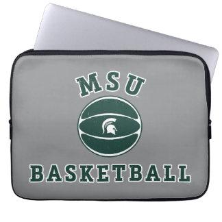 Universidad de estado del baloncesto el | Michigan Funda Para Ordenador