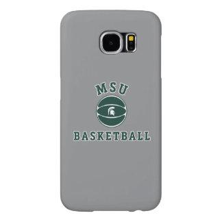 Universidad de estado del baloncesto el | Michigan Funda Samsung Galaxy S6