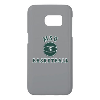 Universidad de estado del baloncesto el | Michigan Funda Samsung Galaxy S7
