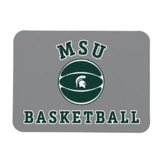 Universidad de estado del baloncesto el | Michigan Imán Flexible
