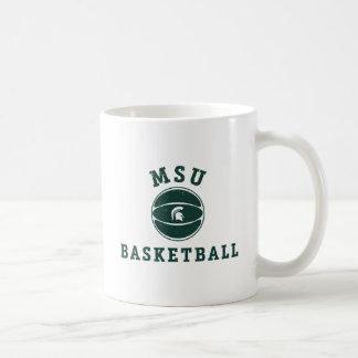 Universidad de estado del baloncesto el | Michigan Taza De Café