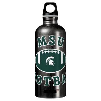 Universidad de estado del fútbol el | Michigan de Botella De Agua