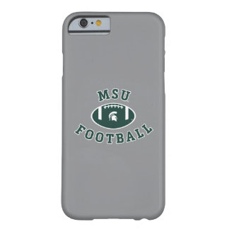 Universidad de estado del fútbol el | Michigan de Funda Barely There iPhone 6