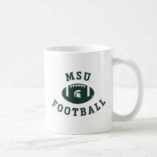 Universidad de estado del fútbol el | Michigan de Taza De Café