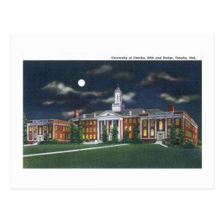 Universidad de Omaha, Omaha, Nebraska Postal