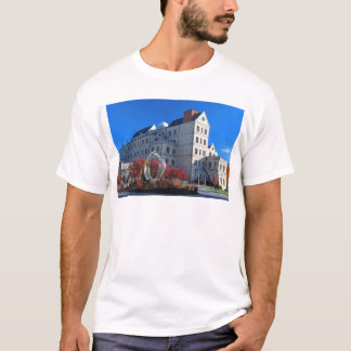 Universidad de Toledo McMaster Pasillo I Camiseta