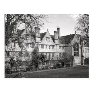 Universidad de Wadham, Oxford Postal