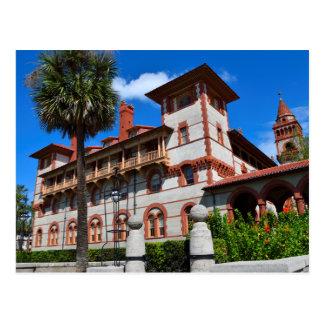 Universidad histórica de Flagler Postal