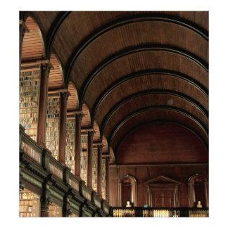 Universidad larga Dublín de la trinidad del sitio Fotos