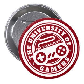 Chapas con diseños universitarios en Zazzle