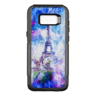 Universo París del arco iris Funda Commuter De OtterBox Para Samsung Galaxy S8+