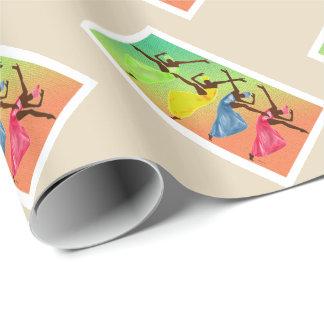 Uno de los regalos más grandes de la vida es danza papel de regalo