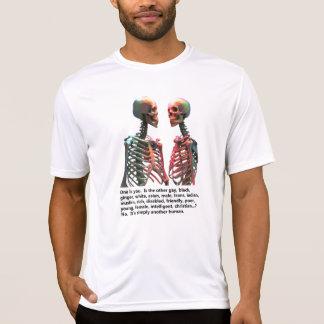 Uno es usted camiseta