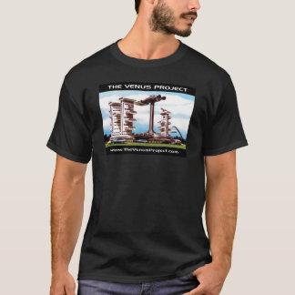 Uno mismo que erige las estructuras camiseta