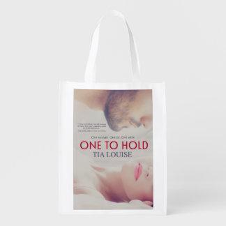 Uno para sostener el bolso de ultramarinos bolsa para la compra