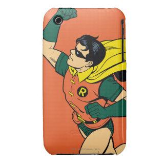 Uppercut del petirrojo Case-Mate iPhone 3 carcasa