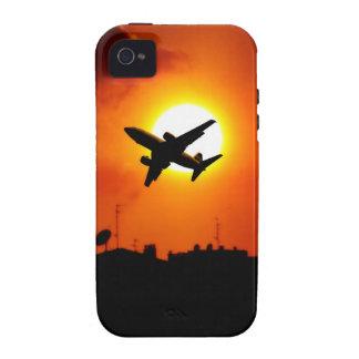 Urban Flight iPhone 4 Funda