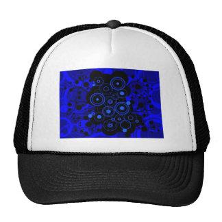 Urbano de Azul-Negro Gorra