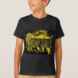 Urbano retro de SYR Camiseta