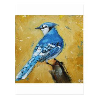 Urraca Bird#39 Postal