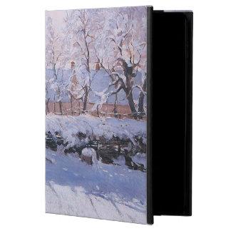Urraca de Claude Monet-The Funda Para iPad Air 2