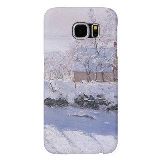 Urraca de Claude Monet-The Funda Samsung Galaxy S6