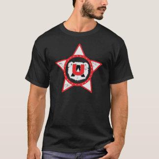 ursus arcto estrella blanca camiseta