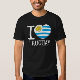 Uruguay 2 camisas