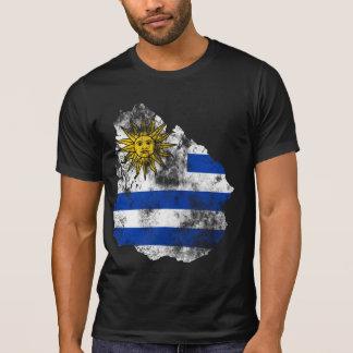 Uruguay apenó la bandera camisetas
