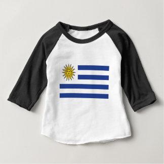 Uruguay Camiseta De Bebé