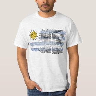 Uruguay Camisetas
