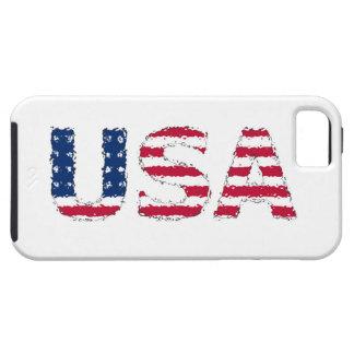USA flag iPhone 5 Case-Mate Fundas