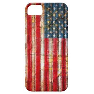 USA FLAG iPhone 5 CÁRCASAS